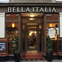 Bella Italia York