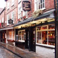 The Earl Grey Tea Rooms, York