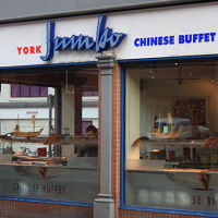 Jumbo Chinese Buffet