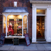 The Antiques Centre, Stonegate, York