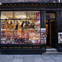 Pandora Gifts and Souvenirs, Stonegate, York