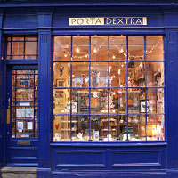 Porta Dextra Gallery, High Petergate, York