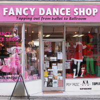 Fancy Dance Shop in York