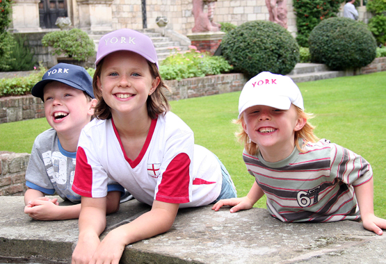 Family Days out and activities for kids in York