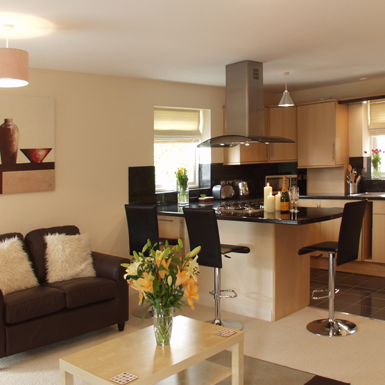 Luxary Apartments: Bootham Luxury Apartment
